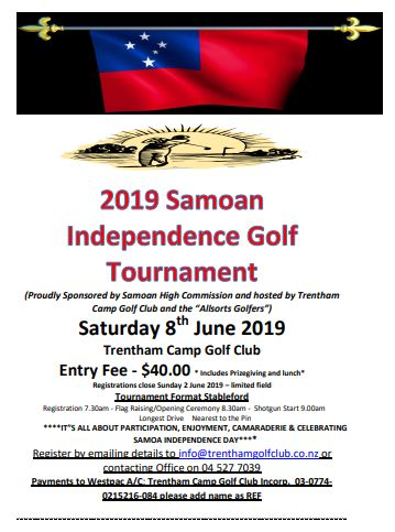 Samoan Independence Tournament